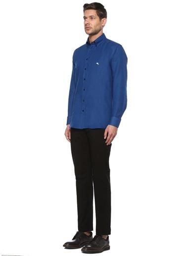 Etro Gömlek Mavi
